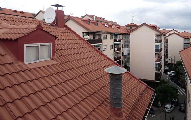 Mantenimiento De Tejados De Comunidades De Vecinos cantabria vizcaya burgos palencia asturias madrid