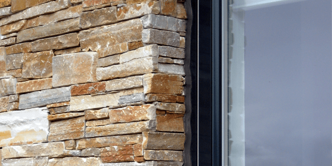 Panel De Piedra Natural Premontado Para Exterior O Interior cantabria vizcaya burgos palencia asturias madrid